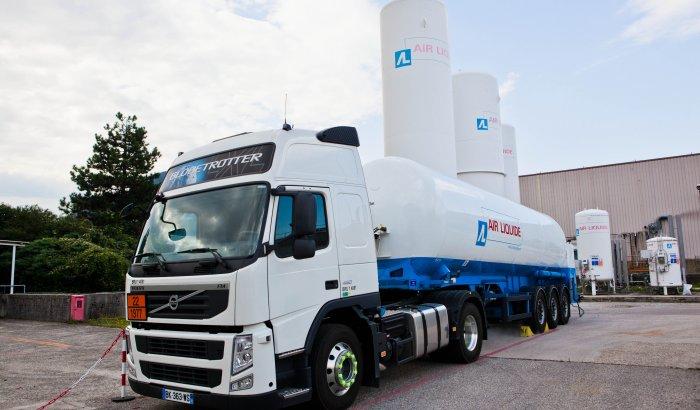 Transport de gaz en citerne - gaz industriels et médicaux ...